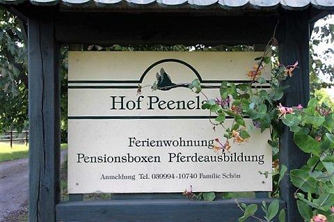 Hof Peeneland