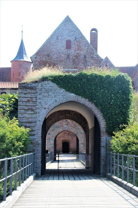 Spøttrup-Burg