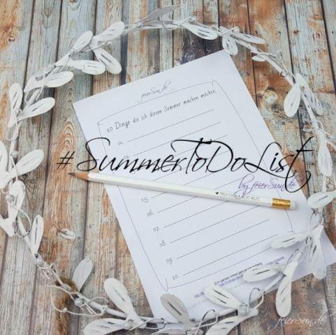 SummerToDoList