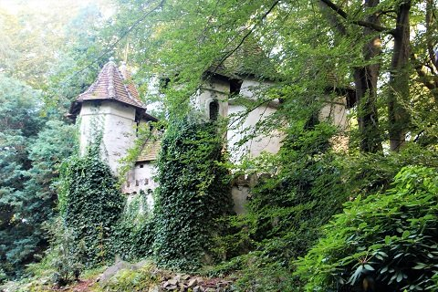 Dornröschen-Schloss