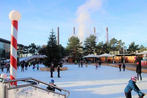 Autostadt Wolfsburg Winterwelt