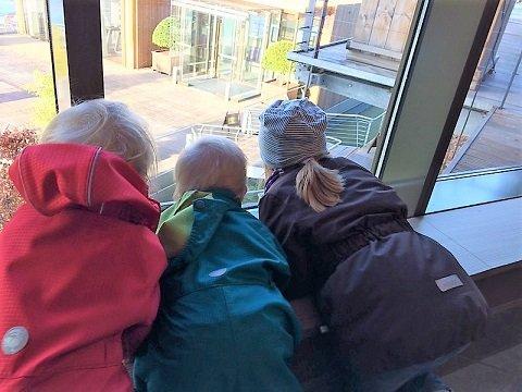 Winterwelt Autostadt Wolfsburg / Wolfsburg mit Kindern