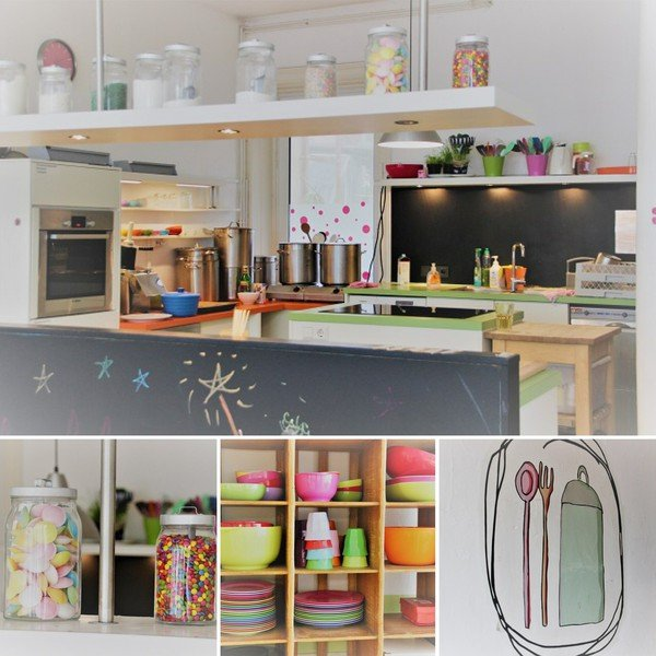 Die Kinderküche I