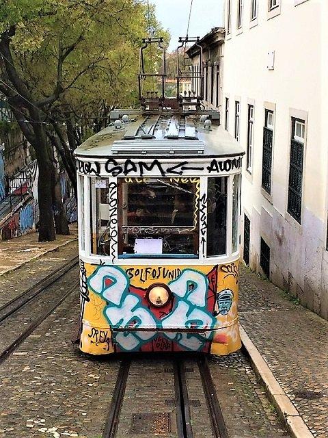 Reise Lissabon Mit Kindern Und Bei Regen Eine Stadt Erobert