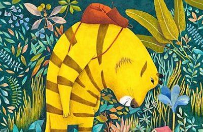 Die Sache mit den Tigerstreifen