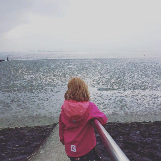 Wir verbringen das Wochenende in cuxhaven  nochmal ein bisschenhellip