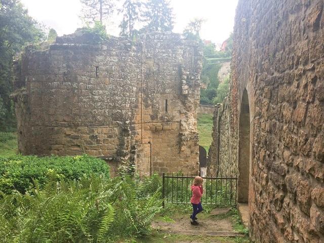 Luxemburg mit Kindern