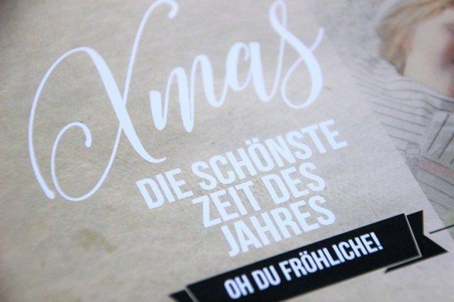 sendmoments Weihnachtskarten online gestalten
