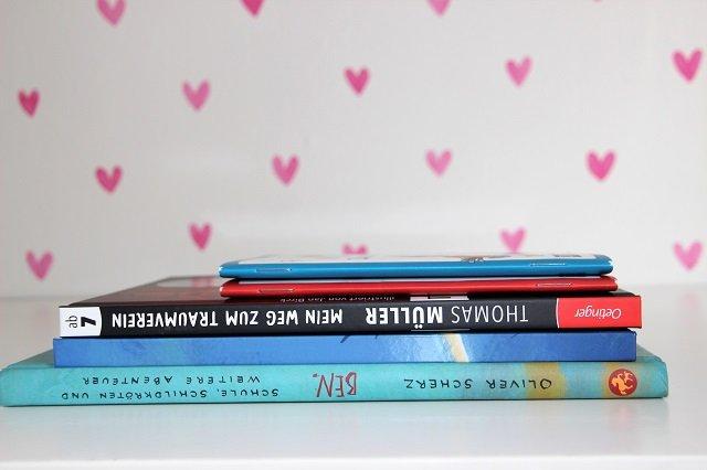 Bücher zur Einschulung