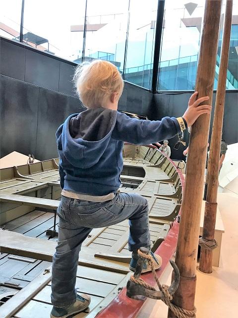 Tirpitz Museum mit Kindern Dänemark Blavand