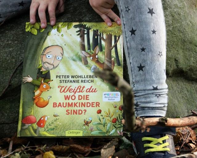 Weißt Du wo die Baumkinder sind Peter Wohlleben