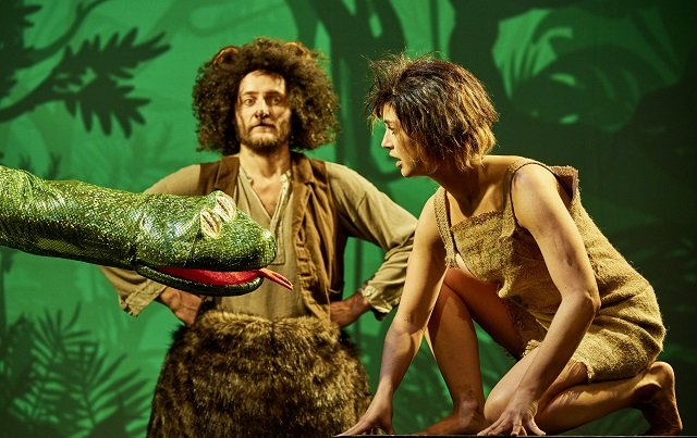 Das Dschungelbuch im St. Pauli Theater