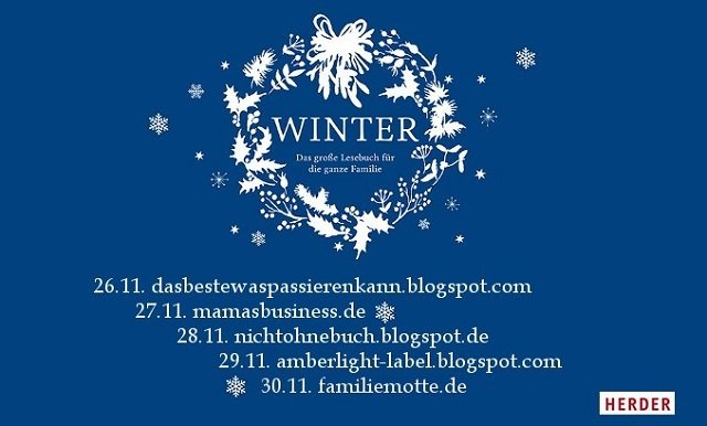 Winter Blogtour