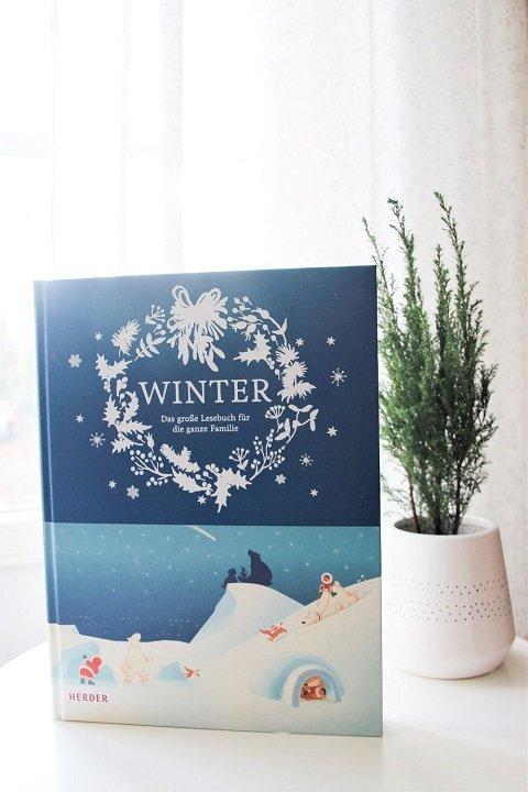 Winter das grosse lesebuch fuer die ganze Familie