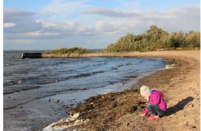 Mecklenburgische Seenplatte mit Kindern