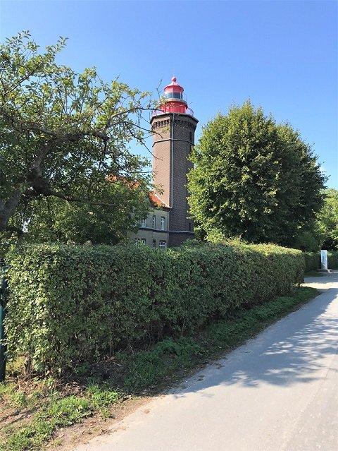 Ostsee mit Kindern_Leuchtturm Dahmeshöved