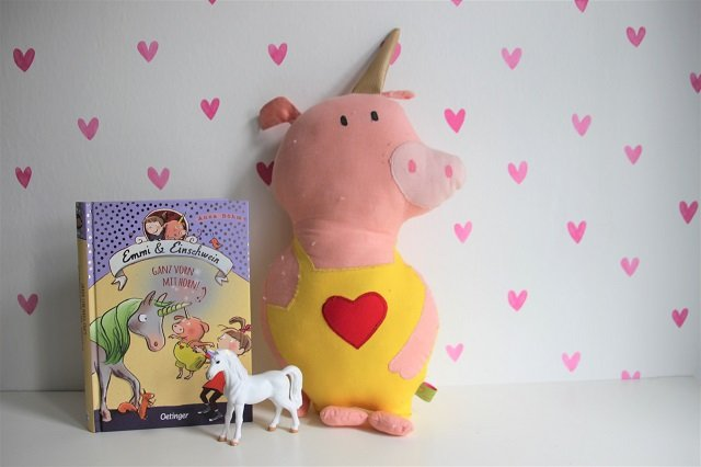 Emmi und Einschwein - Ganz vorn mit Horn