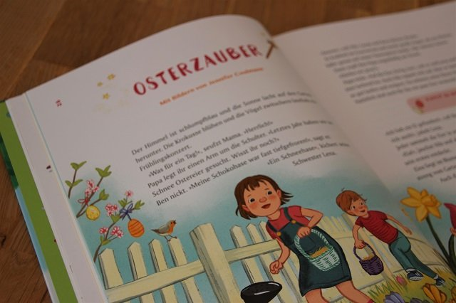 Mein dickes Osterbuch Carlsen Verlag