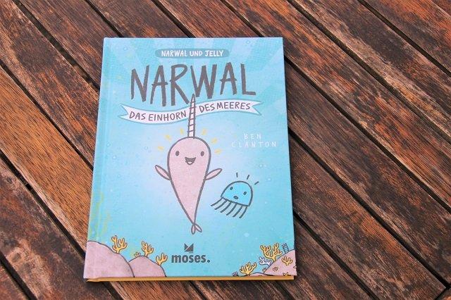 Narwal und Jelly Moses Verlag