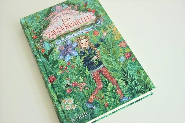 Kinderbücher für die Sommerferien Der Zaubergarten
