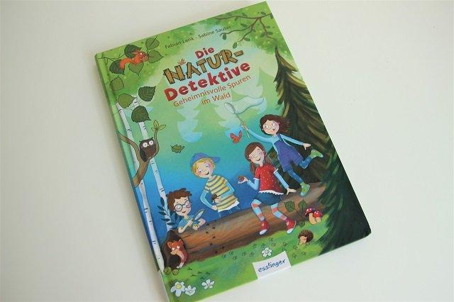 Kinderbücher für die Sommerferien Die Natur-Detektive