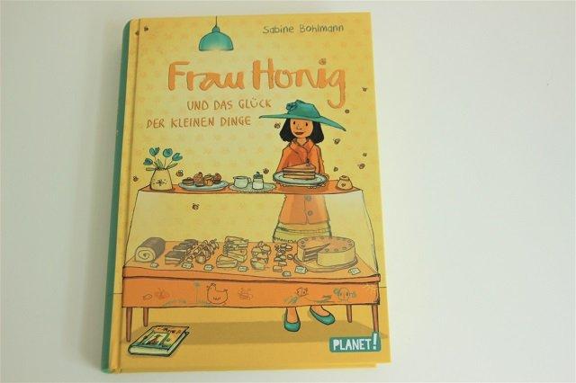Kinderbücher für die Sommerferien Frau Honig und das Glück der kleinen Dinge