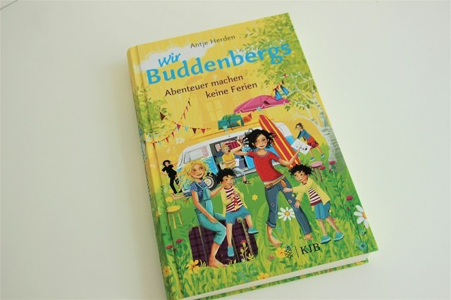 Kinderbücher für die Sommerferien Wir Buddenbergs