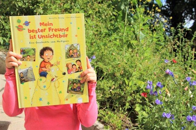 Kinderbücher die Mut machen