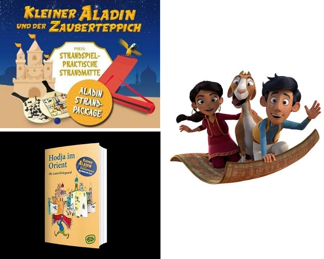 Kleiner Aladin Gewinnspiel