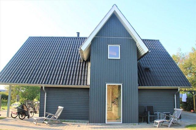 Ferienhaus mit Meerblick Fünen