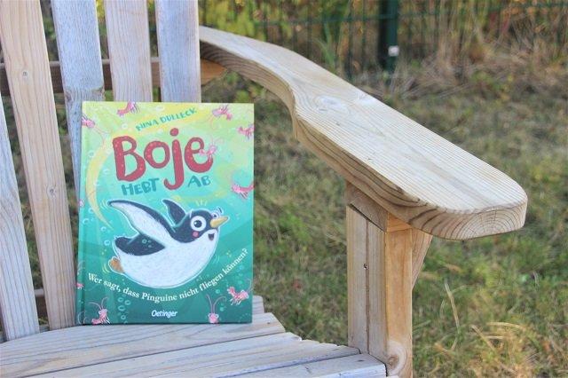 Kinderbücher ab 4 Jahren - Boje hebt ab