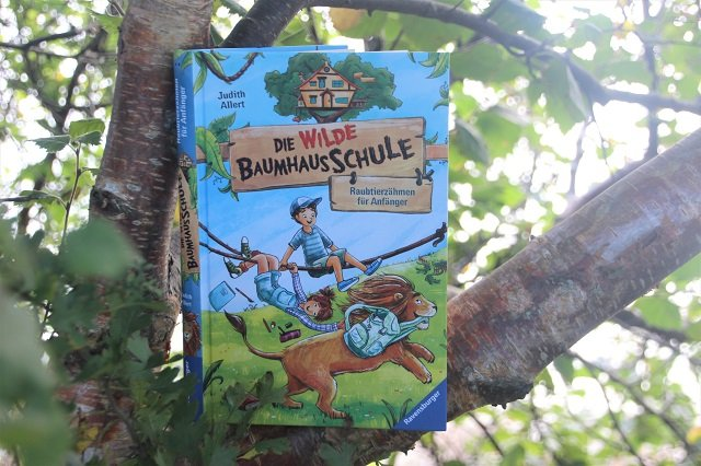Kinderbücher ab 4 Jahren - Die wilde Baumhausschule