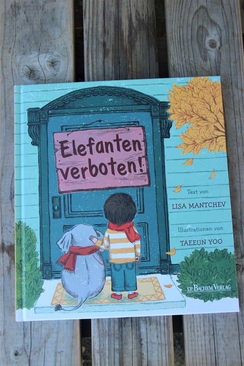 Kinderbücher ab 4 Jahren - Elefanten verboten
