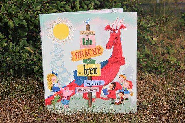 Kinderbücher ab 4 Jahren - Kein Drache weit und breit