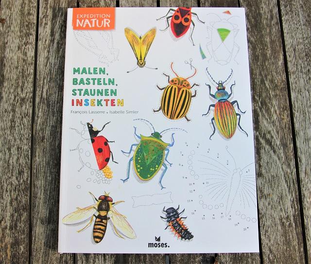Expedition Natur Malen, Basteln, Staunen Insekten
