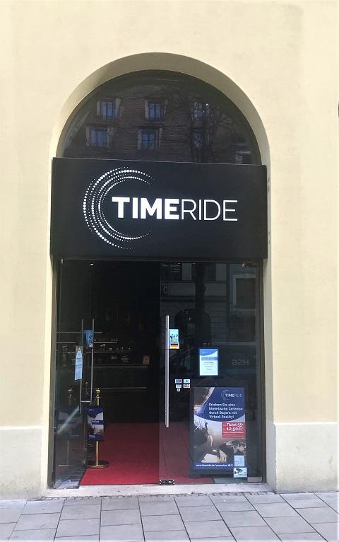 TimeRide München