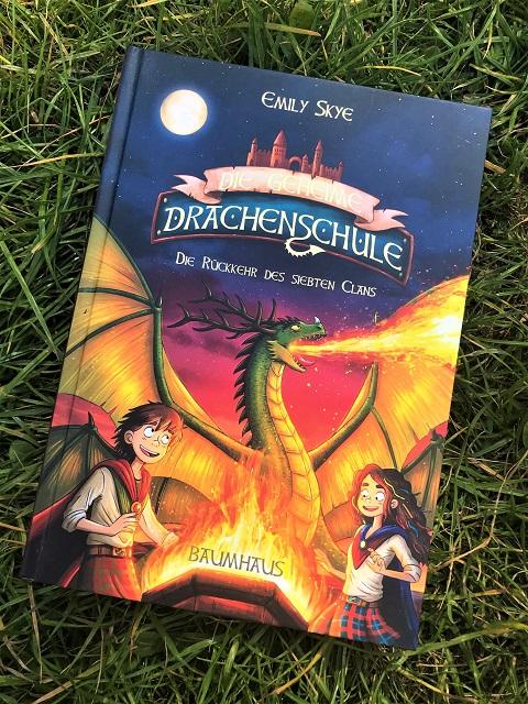 Die geheime Drachenschule Band 3