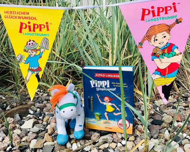 75. Geburtstag von Pippi Langstrumpf