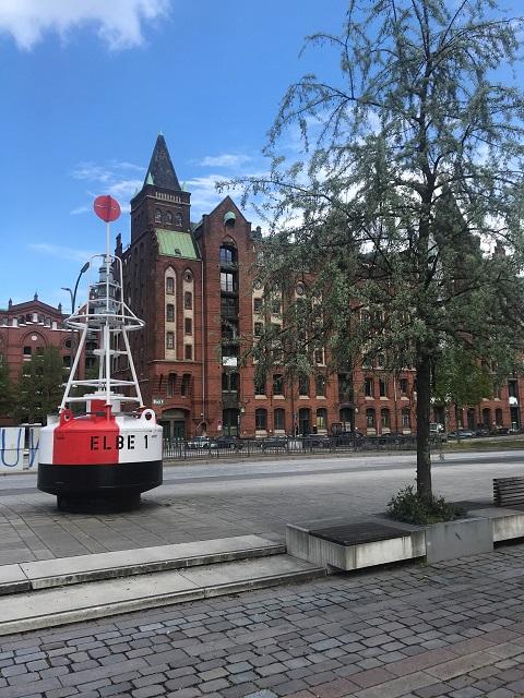 Stadtspiel Schnitzeljagd in Hamburg