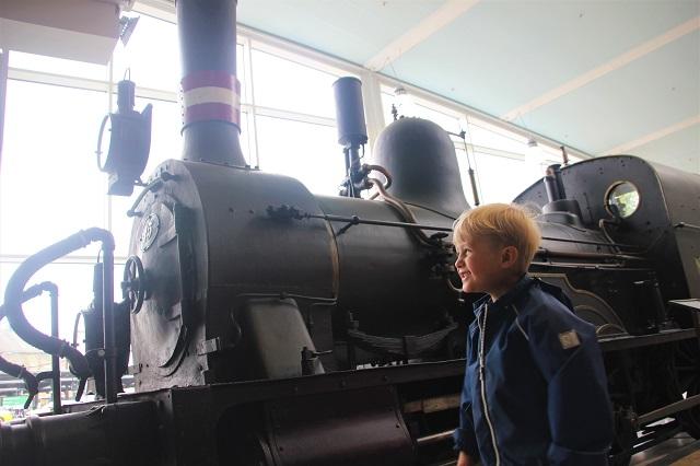 Insel Fünen Jernbanemuseum