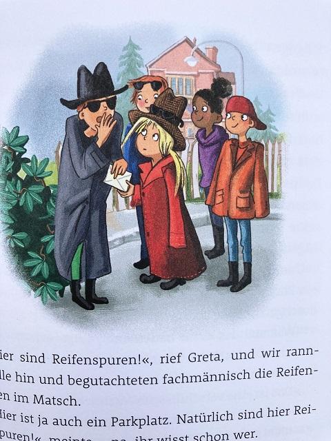 Edda aus dem Moospfad Kinderbücher für den grauen November