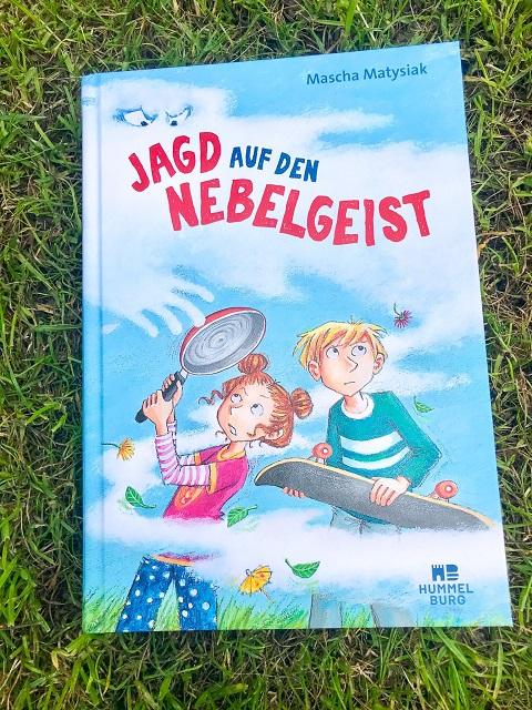 Jagd auf den Nebelgeist Kinderbücher für den grauen November