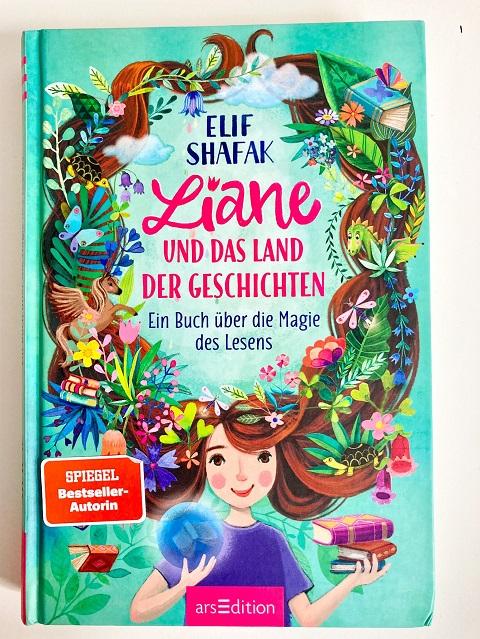 Liane und das Land der Geschichten - Kinderbücher für den grauen November