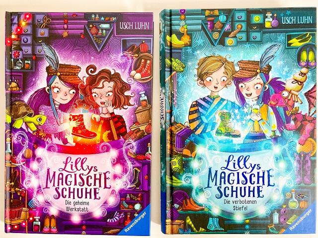 Lillys magische Schuhe - Kinderbücher für den grauen November