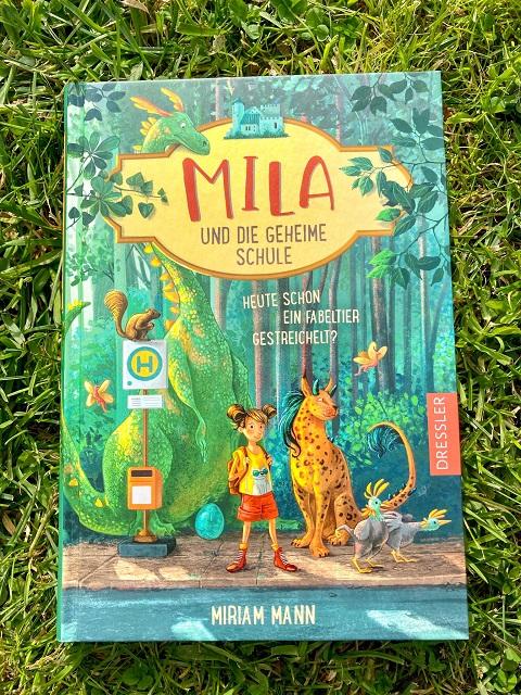 Mila und die geheime Schule Kinderbücher für den grauen November