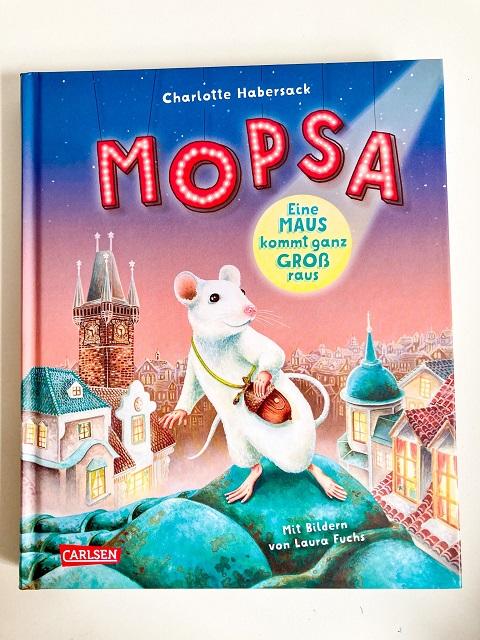 Mopsa - Kinderbücher für den grauen November