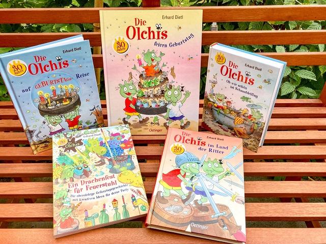 Olchi-Geburtstag