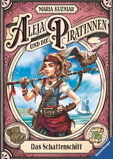 spannende Kinderbücher: Aleja und die Piratinnen