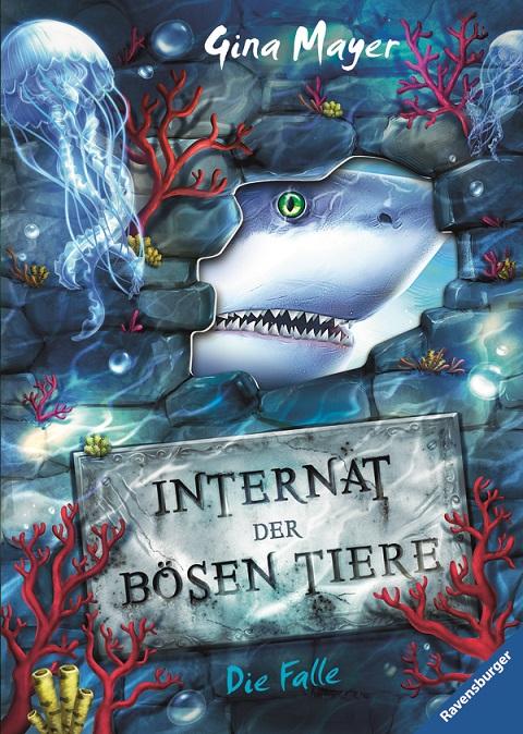 spannende Kinderbücher : Internat der bösen Tiere Band 2
