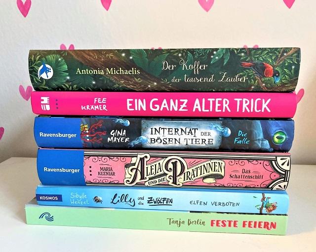 Spannende Kinderbücher im Januar